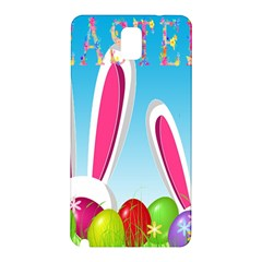 Easter bunny  Samsung Galaxy Note 3 N9005 Hardshell Back Case
