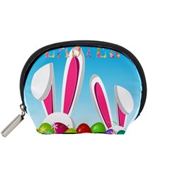 Easter bunny  Accessory Pouches (Small)