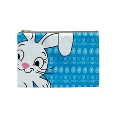 Easter bunny  Cosmetic Bag (Medium)