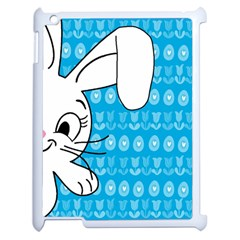Easter bunny  Apple iPad 2 Case (White)