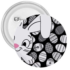 Easter bunny  3  Buttons