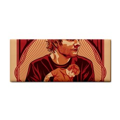 Ed Sheeran Illustrated Tour Poster Cosmetic Storage Cases