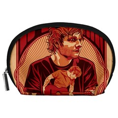 Ed Sheeran Illustrated Tour Poster Accessory Pouches (Large)
