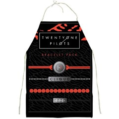Twenty One Pilots Event Poster Full Print Aprons