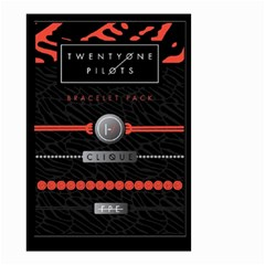 Twenty One Pilots Event Poster Small Garden Flag (two Sides)