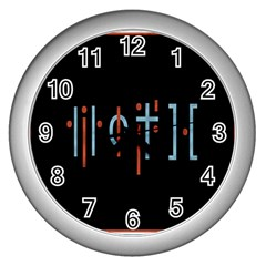 Twenty One Pilots Event Poster Wall Clocks (Silver)