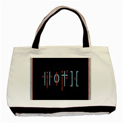 Twenty One Pilots Event Poster Basic Tote Bag (Two Sides)