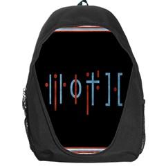 Twenty One Pilots Event Poster Backpack Bag