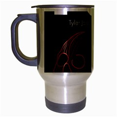 Twenty One Pilots Event Poster Travel Mug (silver Gray)