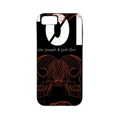 Twenty One Pilots Event Poster Apple iPhone 5 Classic Hardshell Case (PC+Silicone)
