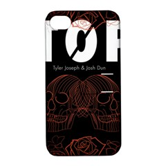 Twenty One Pilots Event Poster Apple iPhone 4/4S Hardshell Case with Stand