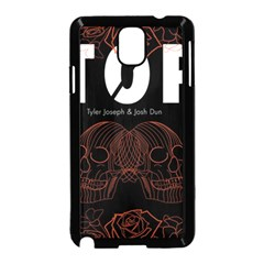 Twenty One Pilots Event Poster Samsung Galaxy Note 3 Neo Hardshell Case (black)
