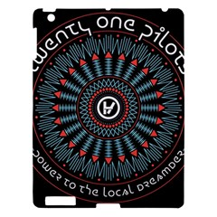 Twenty One Pilots Apple iPad 3/4 Hardshell Case