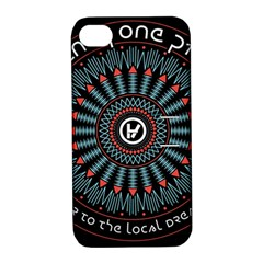 Twenty One Pilots Apple iPhone 4/4S Hardshell Case with Stand