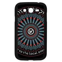 Twenty One Pilots Samsung Galaxy Grand Duos I9082 Case (black)