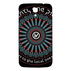 Twenty One Pilots Samsung Galaxy Mega I9200 Hardshell Back Case
