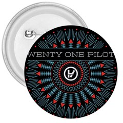 Twenty One Pilots 3  Buttons