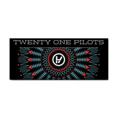 Twenty One Pilots Cosmetic Storage Cases
