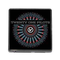 Twenty One Pilots Memory Card Reader (square)