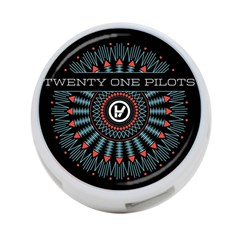 Twenty One Pilots 4-Port USB Hub (One Side)