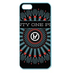 Twenty One Pilots Apple Seamless iPhone 5 Case (Color)