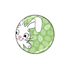 Easter bunny  Hat Clip Ball Marker