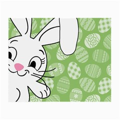 Easter bunny  Small Glasses Cloth
