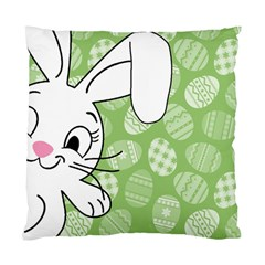 Easter bunny  Standard Cushion Case (Two Sides)