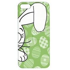 Easter bunny  Apple iPhone 5 Hardshell Case with Stand
