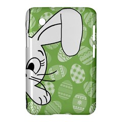 Easter bunny  Samsung Galaxy Tab 2 (7 ) P3100 Hardshell Case