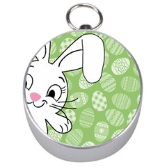 Easter bunny  Silver Compasses