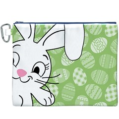 Easter bunny  Canvas Cosmetic Bag (XXXL)