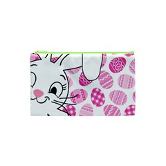 Easter bunny  Cosmetic Bag (XS)