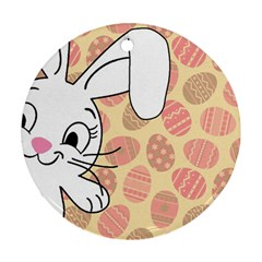 Easter bunny  Ornament (Round)