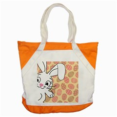 Easter bunny  Accent Tote Bag