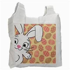 Easter bunny  Recycle Bag (Two Side)