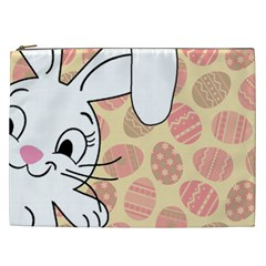 Easter bunny  Cosmetic Bag (XXL)