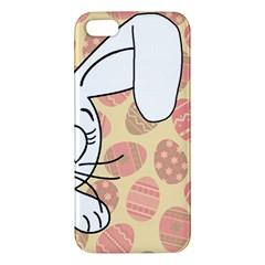 Easter bunny  iPhone 5S/ SE Premium Hardshell Case
