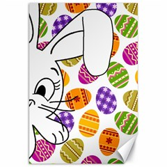 Easter bunny  Canvas 20  x 30