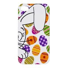 Easter bunny  Apple iPhone 4/4S Premium Hardshell Case