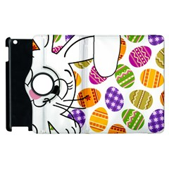 Easter bunny  Apple iPad 2 Flip 360 Case