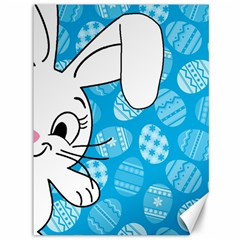 Easter bunny  Canvas 36  x 48