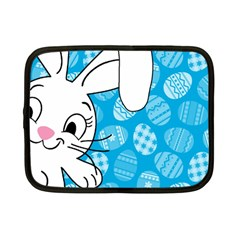 Easter bunny  Netbook Case (Small)