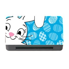 Easter bunny  Memory Card Reader with CF