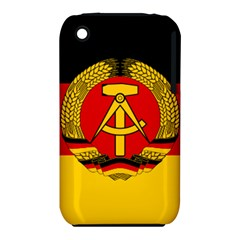Flag of East Germany iPhone 3S/3GS