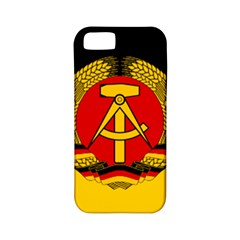 Flag of East Germany Apple iPhone 5 Classic Hardshell Case (PC+Silicone)