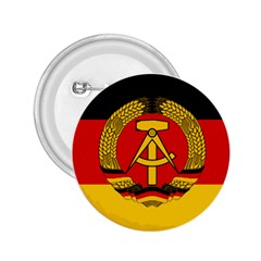 Flag of East Germany 2.25  Buttons