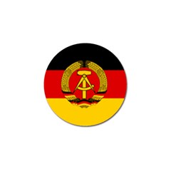 Flag of East Germany Golf Ball Marker (10 pack)