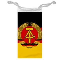 Flag of East Germany Jewelry Bag