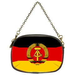 Flag of East Germany Chain Purses (One Side)